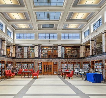 Royal Dublin Society – Library Project